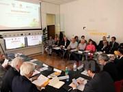 Intelectuales vietnamitas en Suiza contribuyen al desarrollo de la Patria