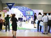 Inauguran exposiciones internacionales sobre industrias en Ciudad Ho Chi Minh
