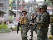 Filipinas: grupo terrorista Maute controla el 20 por ciento de Marawi