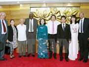 Celebran en Hanoi encuentro de amistad Vietnam-Cuba
