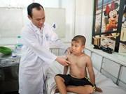 Gobierno español financia proyecto de seguridad alimentaria para niños vietnamitas