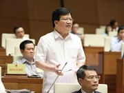 Asamblea Nacional de Vietnam debate sobre reestructuración de la agricultura