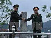 Cuarto encuentro de defensa fronteriza: muestra de fomento de lazos Vietnam- China