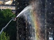 No hay víctimas vietnamitas en incendio en Londres