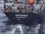 Seis personas desaparecidas en naufragio de barco petrolero en aguas de Malasia