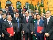 Vietnam impulsa cooperación estratégica e integral con otros países