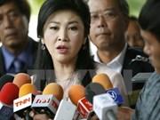 Yingluck Shinawatra descarta la vinculación de su hermano Thaksin con explosiones en Bangkok