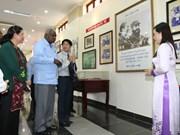 Presidente de la Asamblea Nacional de Cuba, Esteban Lazo, visita provincia survietnamita
