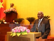 Presidente de Asamblea Nacional de Cuba concluye visita a Vietnam