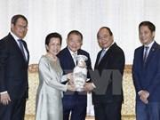 Premier vietnamita se compromete a ofrecer condiciones preferenciales a inversionistas