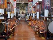 Fortalecen lazos de amistad entre Sanghas budistas de Vietnam y Tailandia