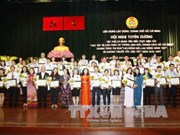 Honran a personas destacadas en campaña de seguir el ejemplo de Ho Chi Minh