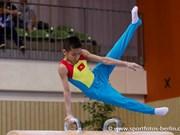 Vietnam gana cuatro oros en mundial juvenil de gimnasia