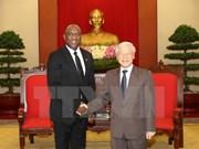 Vietnam concede importancia a cooperación con Haití en múltiples canales