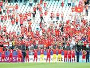 Vietnam fija meta de quedar en top tres de SEA Games 29