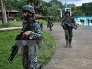 Ejército de Filipinas contrarresta ataque de extremistas islámicos