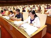 Parlamento vietnamita aprueba enmiendas al Código Penal
