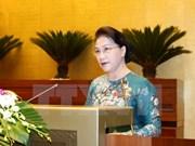 Tercer período de sesiones parlamentarias en Vietnam, manifestación de espíritu innovador
