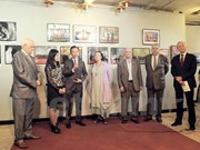 Inauguran en Moscú exposición fotográfica sobre Vietnam