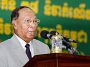 Presidente de Asamblea Nacional de Camboya inicia visita a Vietnam