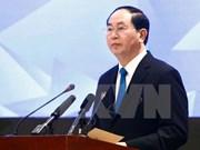 Visita de presidente vietnamita a Belarús: más ímpetu a los nexos