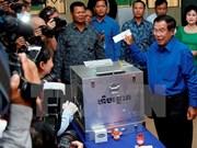 Partido Popular de Camboya gana comicios comunales según resultados oficiales