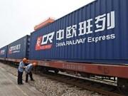 China amplía ruta de tránsito mercantil a Sudeste de Asia