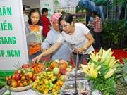 Clausura primera feria agrícola en An Giang