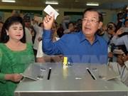 Partidos políticos de Camboya reconocen resultados de comicios municipales