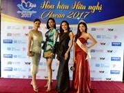 Celebrarán en Vietnam final del concurso Miss Amistad ASEAN 2017