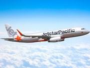 Jestar Pacific abre ruta directa de Hanoi a Osaka