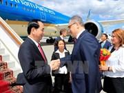 Visita a Rusia de presidente vietnamita impulsará las relaciones bilaterales
