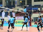 Inician en Ninh Binh campeonato asiático de clubes de voleibol