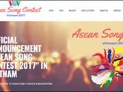 Promueve en Vietnam concurso de canto de la ASEAN 2017