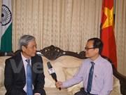 Vietnam desea profundizar asociación estratégica integral con India