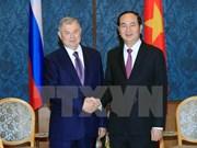 Región rusa de Kaluga aspira a devenir socio confiable de provincias vietnamitas