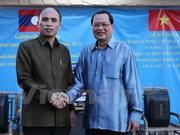 Embajadas de Vietnam y Laos en Singapur celebran encuentro de amistad