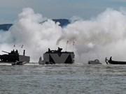 Filipinas e Indonesia realizan patrullas conjuntas en el mar