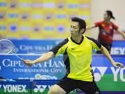Jóvenes badmintonistas vietnamitas avanzan en ranking mundial