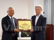 Vicepresidente del Parlamento vietnamita realiza visita a Japón