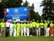 Torneo de golf une a vietnamitas residentes en Europa