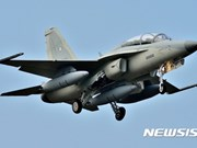 Sudcorea transfiere 12 aviones de ataque ligero a Filipinas