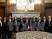 Órganos legislativos de Vietnam y Japón fortalecen cooperación