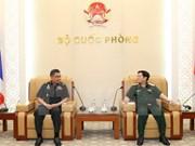 Vietnam aboga por fortalecer nexos en defensa con Tailandia