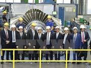 Premier de Vietnam pide más inversiones de empresas alemanas