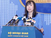 Vietnam expresa preocupación ante lanzamiento de misil de Corea del Norte