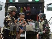 Filipinas: detienen a líderes y financiador de grupo insurgente Maute en Marawi