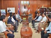 Camboya y Vietnam mejorarán cooperación informativa