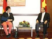 Vietnam y Alemania buscan medidas para mejorar cooperación económica