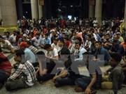  Arresta Malasia a miles de trabajadores inmigrantes ilegales